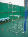 排球站立兩用裁判椅