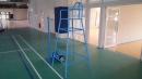 羽球用裁判椅