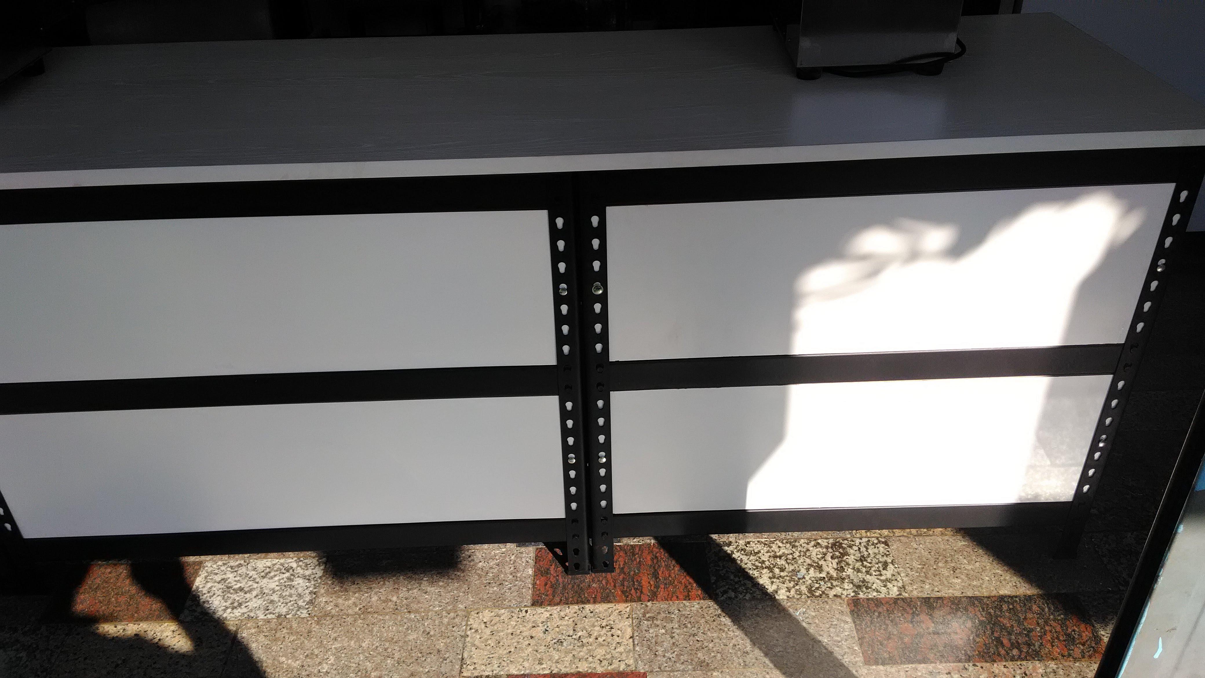 消光黑系統板櫃台