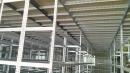 免螺絲積層式物料架(白)