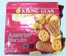 I0054 印尼綜合餅乾(KHONG GUAN)$60 Bánh qui thập cẩm Indo (KHONG GUAN)