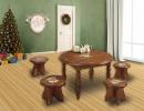 愛戀物語-親子桌椅