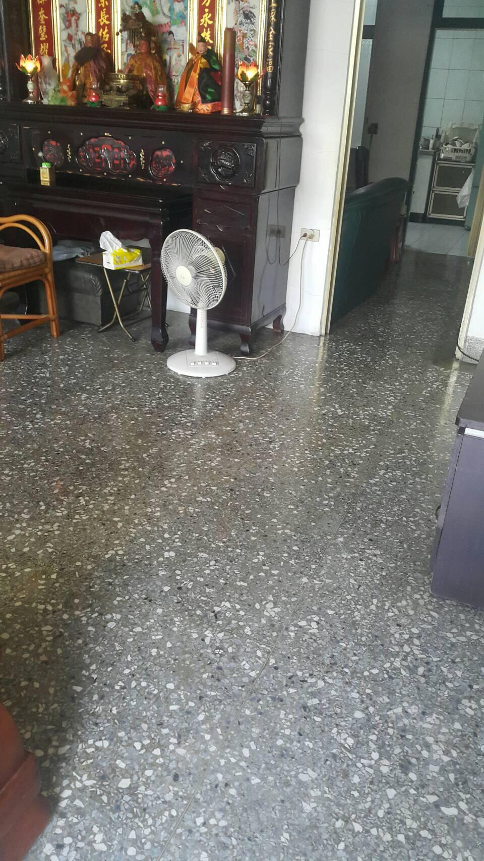台中住家地板清潔