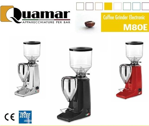 QUAMAR M80E 定量磨豆機