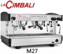 LA CIMBALI M27 專業半自動咖啡機