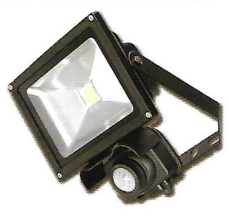 型號:FWS-5824 伍星系列產品  24W/LED 自動感應防盜燈