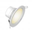 LED 崁燈 4吋 10W 燈泡色 型號:TO35003310