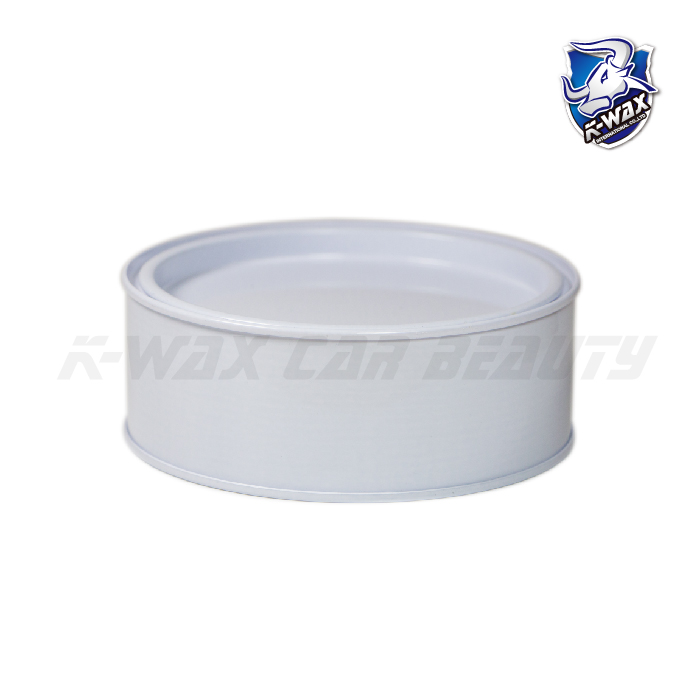 馬口鐵罐 (白) Round Metal Wax Can(White)
