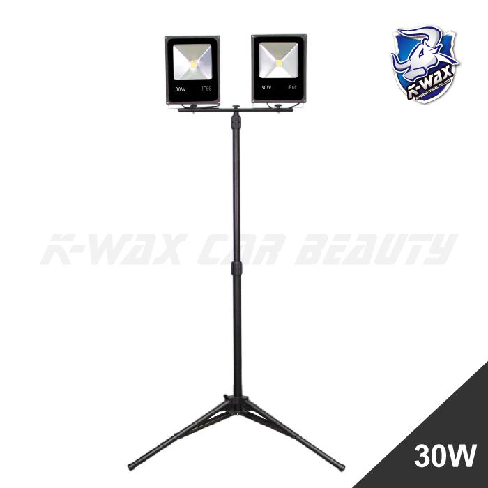 30w黃光+白光+2米投射燈30W+2M Photography lights