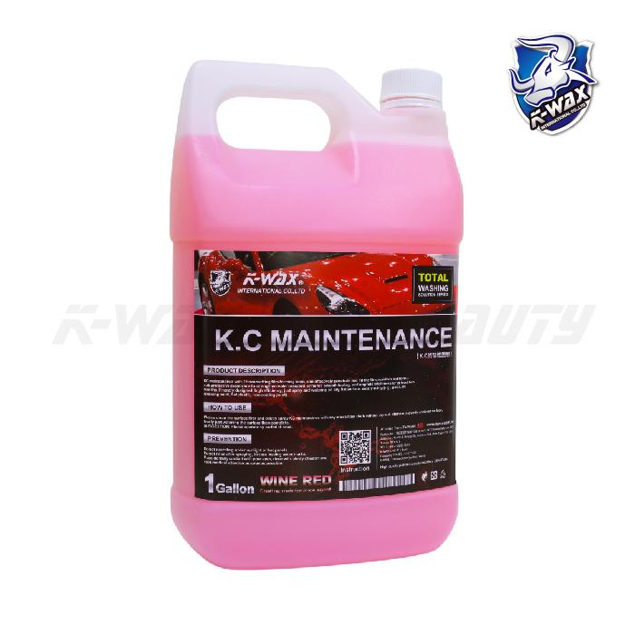 K.C結晶維護劑 K.C maintenance