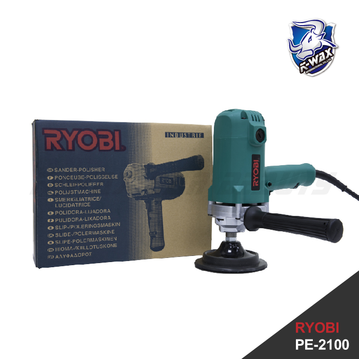 RYOBI PE-2100 拋光機Polisher