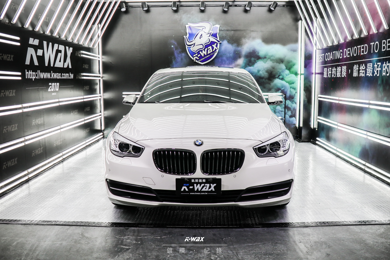 K-WAX NSC 奈米超級鍍膜 BMW GT528