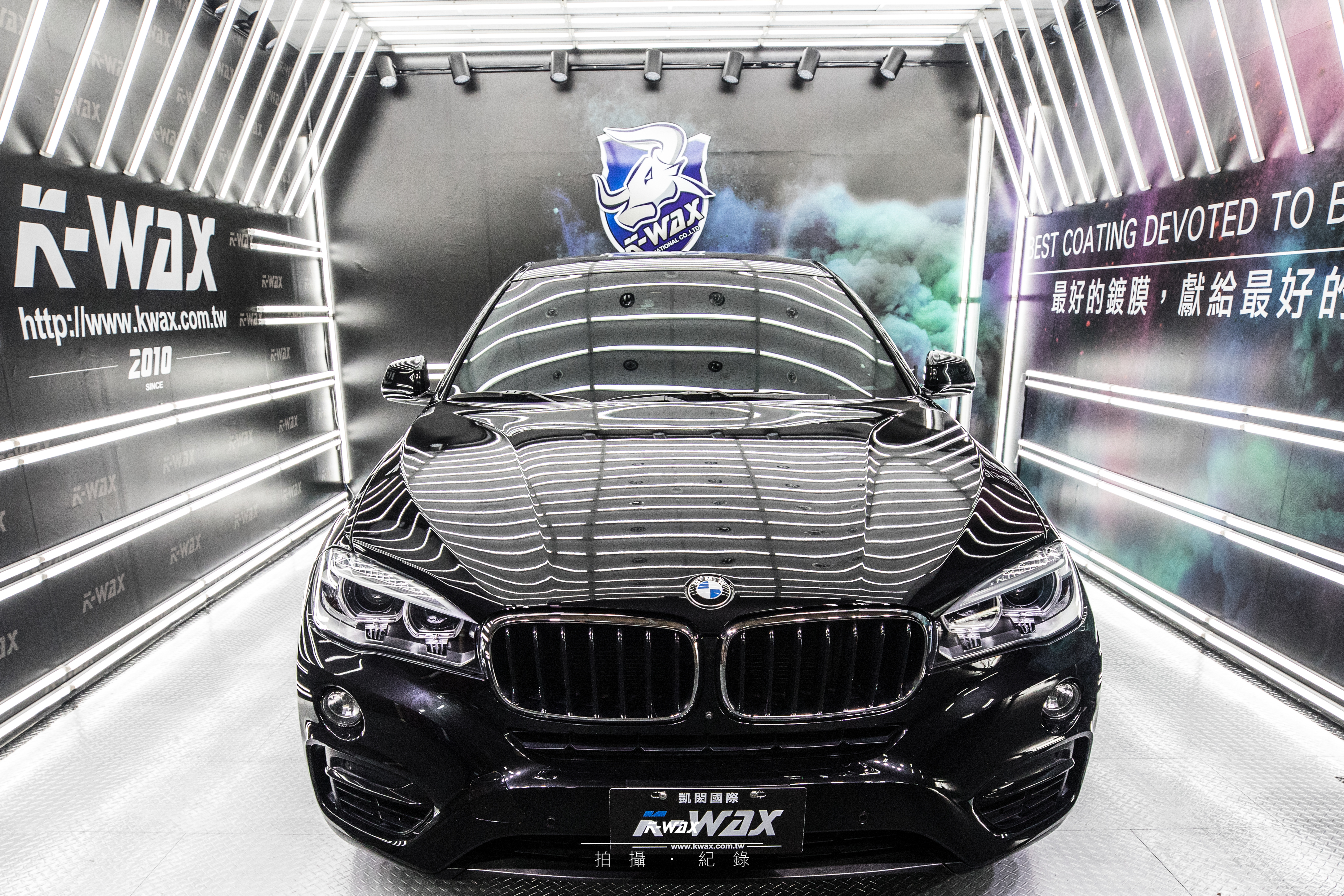 K-WAX NSC 奈米超級鍍膜 BMW X6