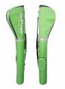直筒練習袋(蜂巢紋果綠)GBA50316