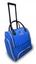 時尚布拉桿衣物袋(寶藍)GBA60105