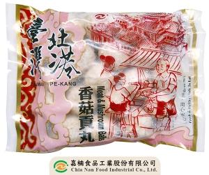 台灣北港 ◆ 香菇貢丸
