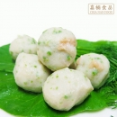 嘉楠 ◆ 翡翠杏鮑菇魚丸