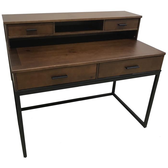 黑格爾-階梯書桌組/工業風書桌