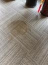 地毯污漬清洗前