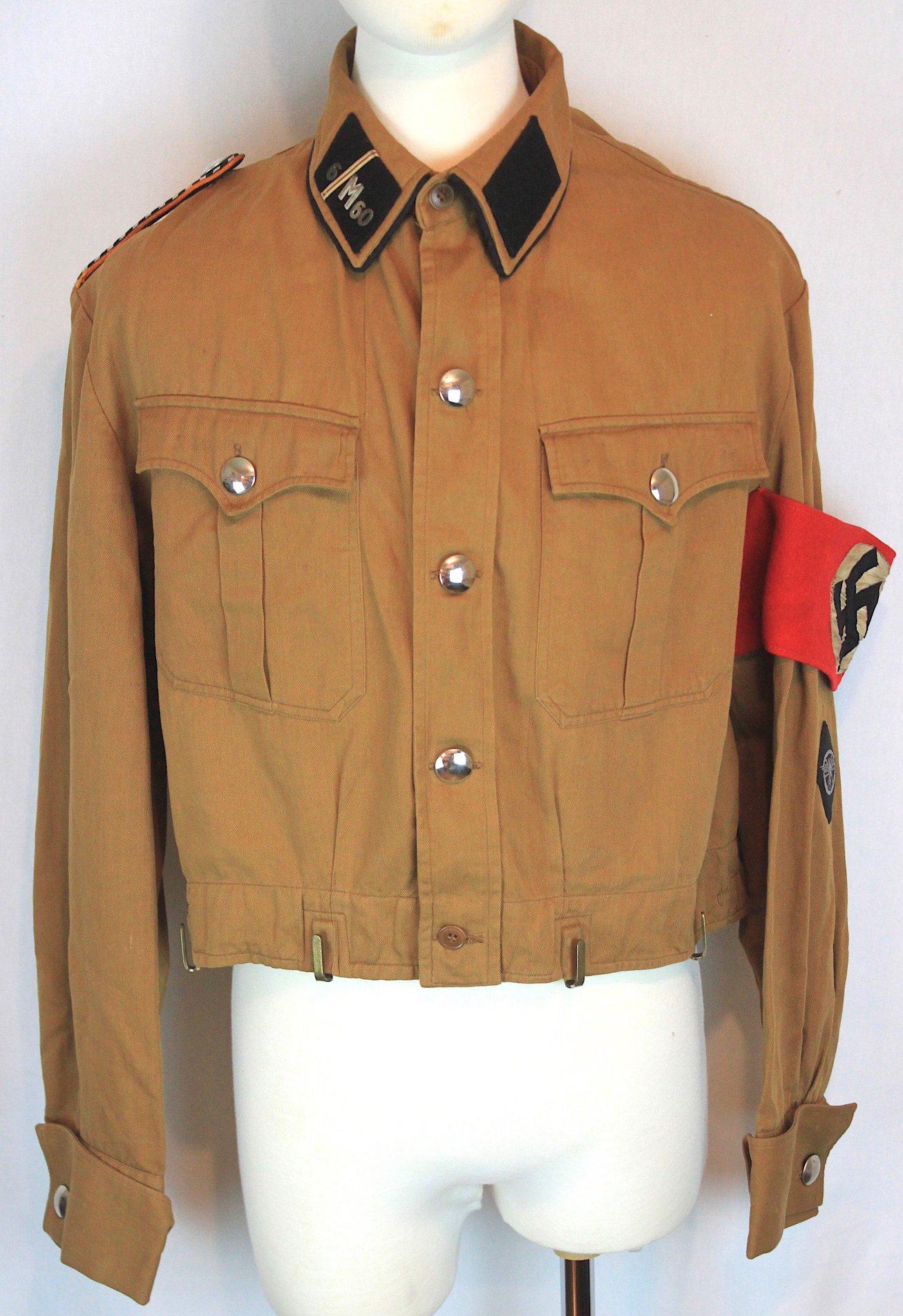 [已售出 SOLD] 納粹德國NSKK制服