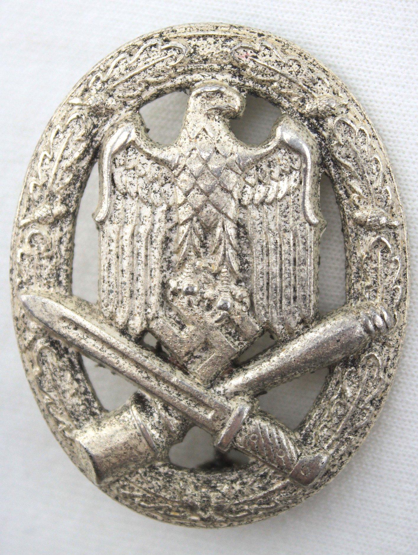 二戰德軍普通突擊章,A.G.M.u.K. 作品