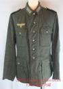 [已售出 SOLD] 二戰德軍 M43 戰鬥服。工兵兵科