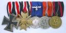 二戰德軍5連勳排