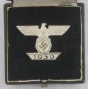[已售出 SOLD]盒裝 二戰一鐵鷹飾(B.H.Mayer廠)