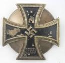 [已售出 SOLD]Otto Schinkle廠一片式旋盤一級鐵十字
