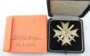 [已售出 SOLD]庫存盒裝一級戰功獎章,打標62號,Kerbach & Osterhelt