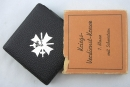 [已售出 SOLD] 二戰德軍庫存盒裝一級戰功獎章,打標43號