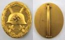 [已售出 SOLD] 二戰德軍 金級戰傷章,打標30號