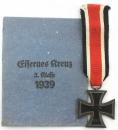 [已售出 SOLD] 二級鐵十字,55號打標 J.E. Hammer & Söhne