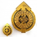 [已售出 SOLD] 希特勒青年軍傑出獎章,金級