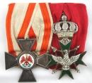 二連勳排 (薩克森-威瑪-艾森納赫大公國 Sachsen-Weimar-Eisenach - Großherzogtum)