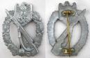 [已售出 SOLD] 罕見四鉚釘銀級步兵突擊章