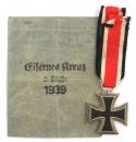 [已售出 SOLD] 二級鐵十字,罕見109號廠作品