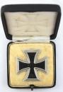 [已售出 SOLD] 盒裝一級鐵十字,Rudolf Souval, Wien 作品