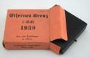 [已售出 SOLD] 罕見全新庫存二戰德軍盒裝一級鐵十字,打標L/19