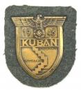 二戰德軍,庫班戰役盾章