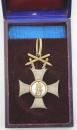 德皇時期符騰堡王國,斐特烈騎士級二級十字