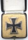 [已售出 SOLD] 盒裝一級鐵十字, L/19 廠作品