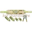 SL-809型 捲門鎖 十字鎖匙