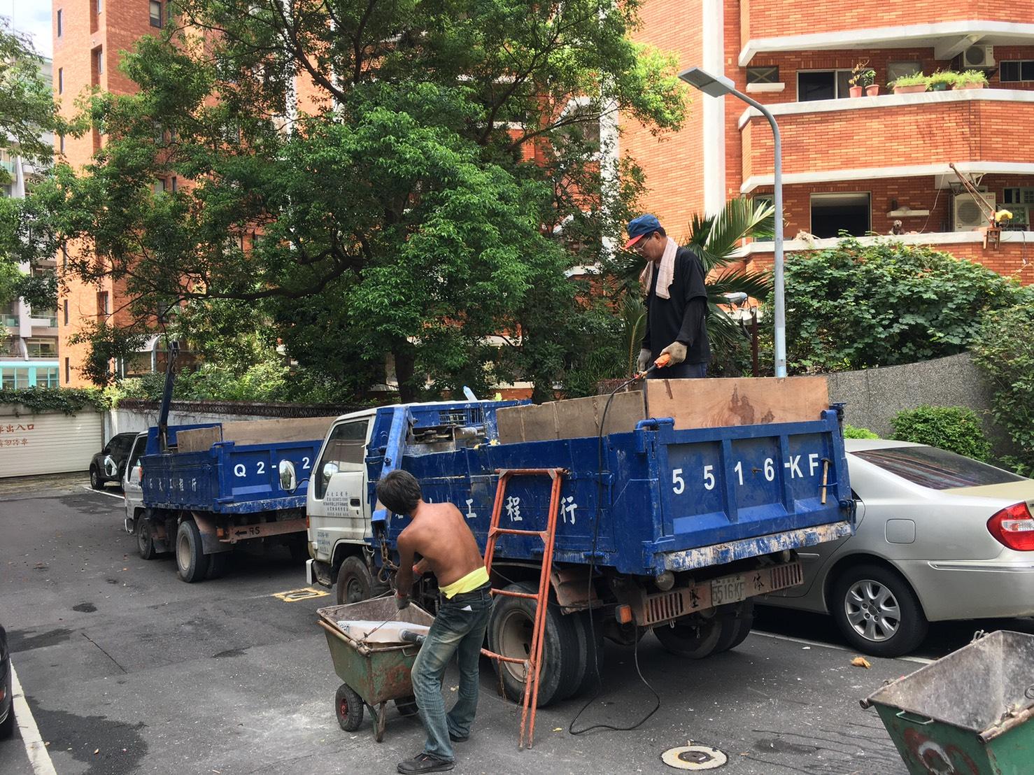 台北市室內拆除