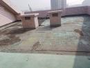 永富街-屋頂防水&隔熱磚工程