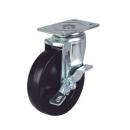 橡膠剎車輪HO512-2