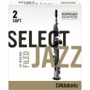 【Select Jazz FILED系列】Soprano高音 竹片 (十片裝)
