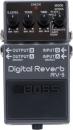 【RV-6 Digital Reverb】 空間系效果器