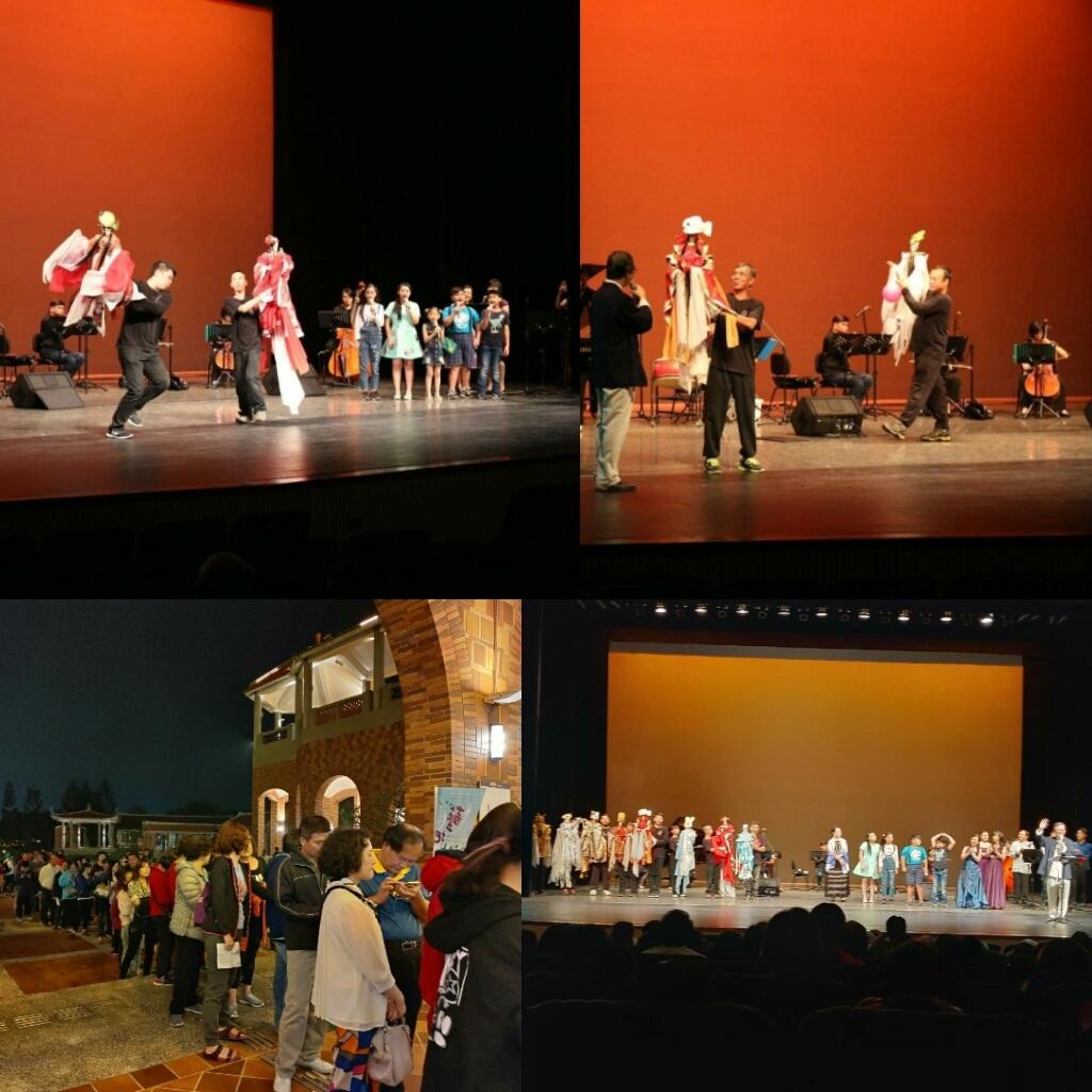 「咱的歌•咱的情」演唱會 唱出台灣的心聲