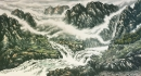 24.雲山綠水